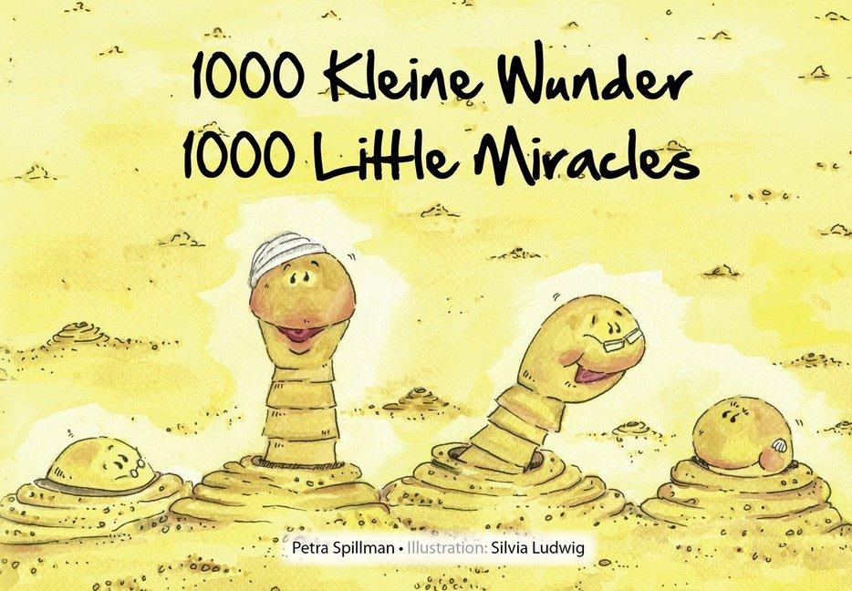 1000 kleine Wunder - 1000 Little Miracles als Buch