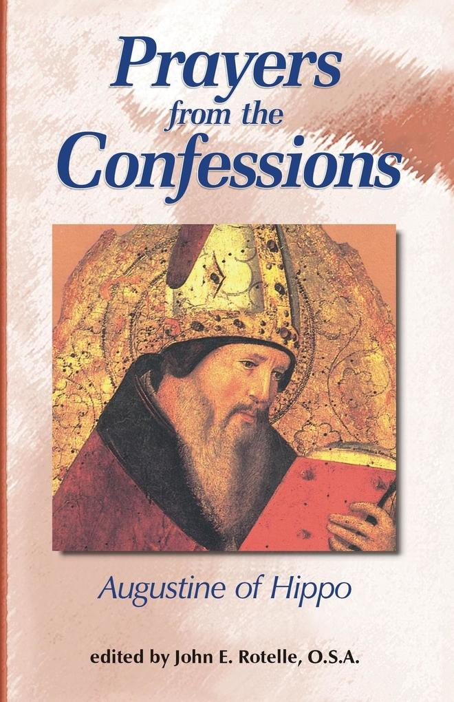 Prayers from the Confessions als Taschenbuch