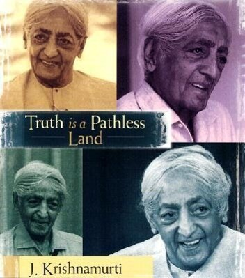 Truth Is a Pathless Land als Hörbuch