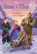 Anna & Elsa #4: The Great Ice Engine (Disney Frozen)