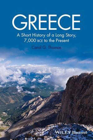 Greece als eBook Download von Carol G. Thomas