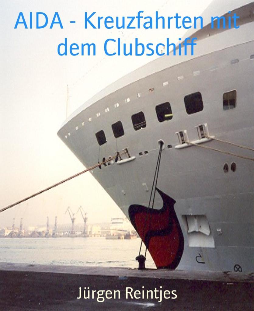 AIDA - Kreuzfahrten mit dem Clubschiff als eBoo...