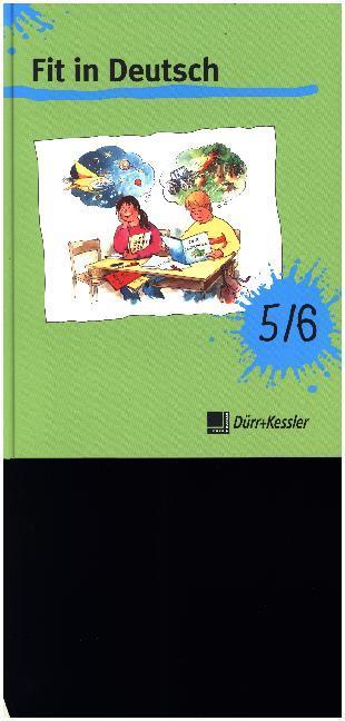 Fit in Deutsch! 5/6. Lese- und Sprachbuch als Buch