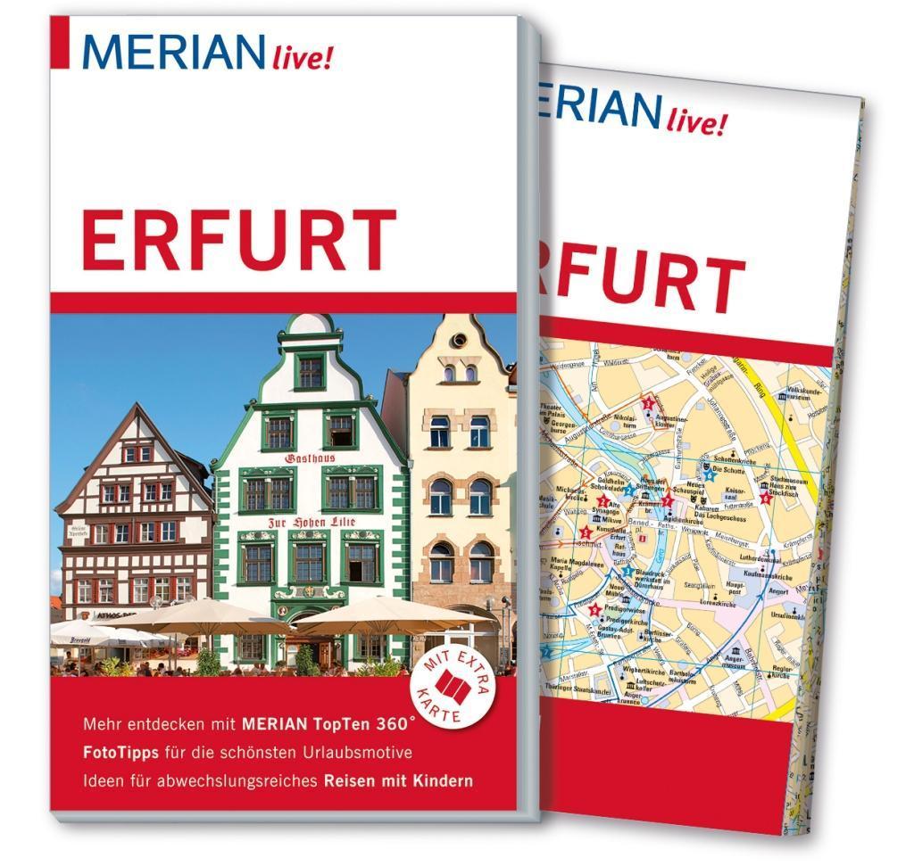 MERIAN live! Reiseführer Erfurt als Buch von An...