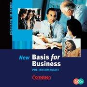 New Basis for Business. Pre-Intermediate. CD