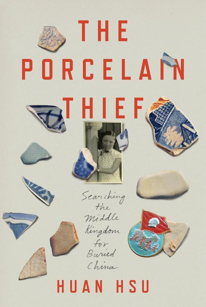 The Porcelain Thief als eBook Download von Huan...