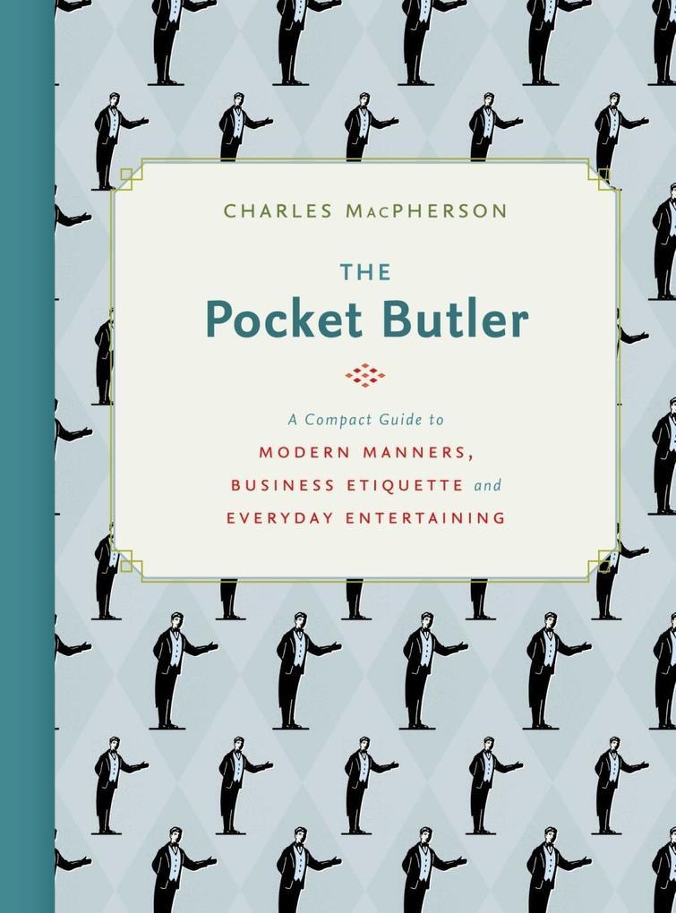 The Pocket Butler als eBook Download von Charle...