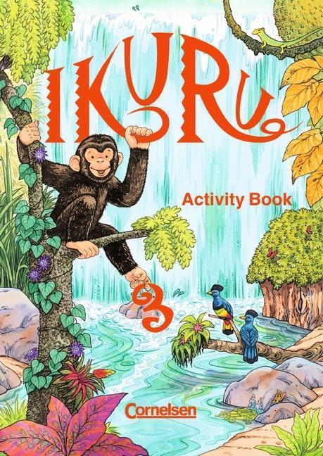 Ikuru 3. Activity Book als Buch