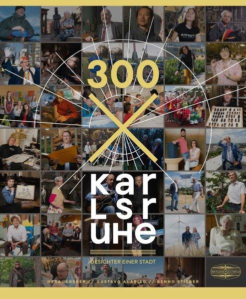 300 x Karlsruhe als Buch von