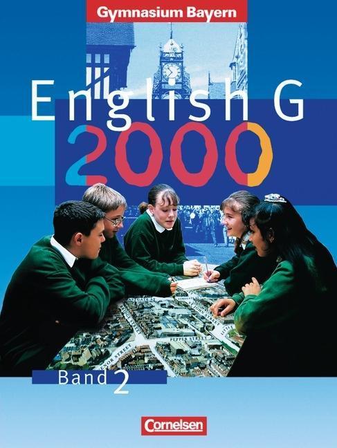 English G 2000. Ausgabe Bayern. Band 2 als Buch