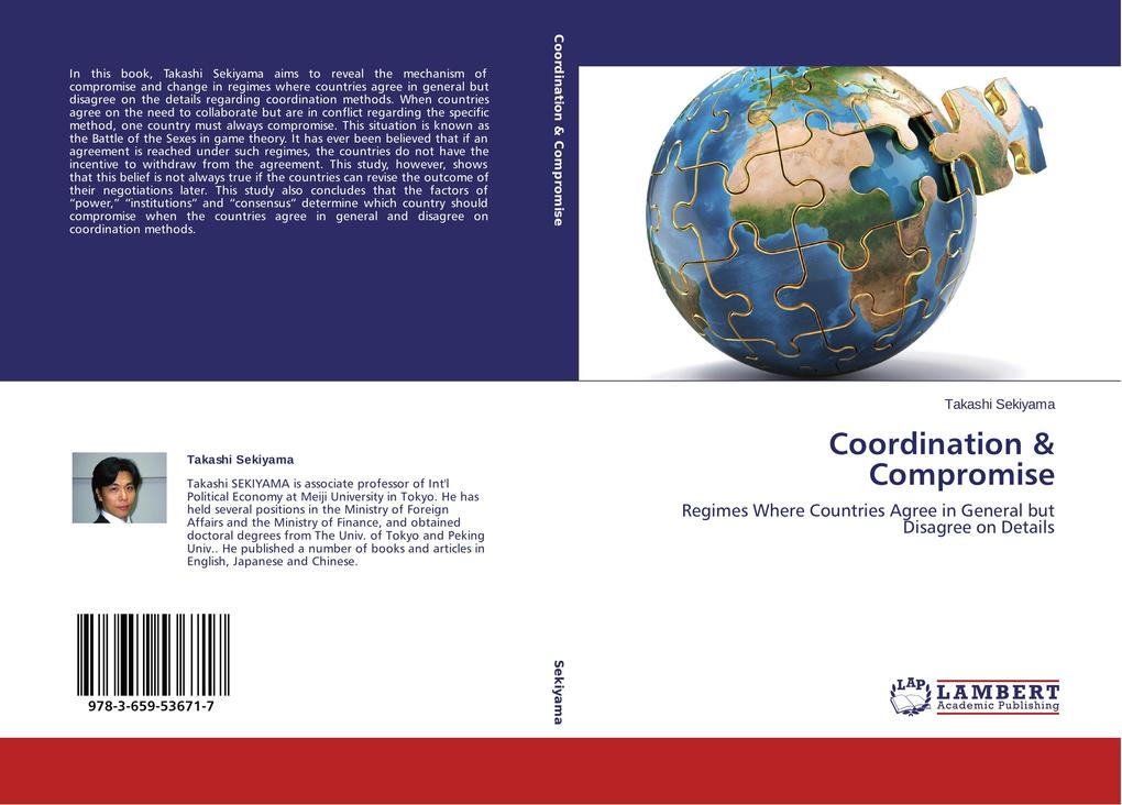 Coordination & Compromise als Buch von Takashi ...