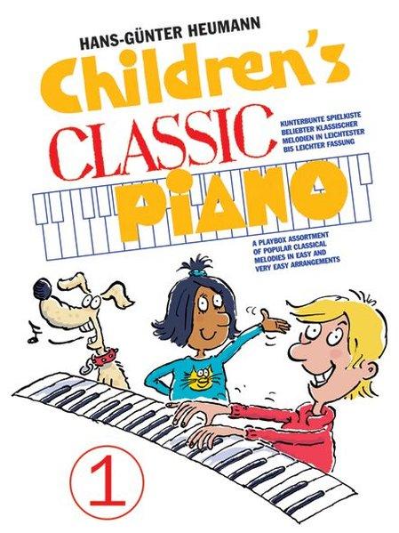 Childrens Classic Piano 1 als Buch