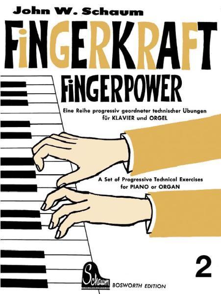 Fingerkraft 2 als Buch