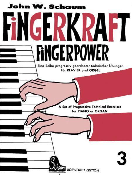 Fingerkraft 3 als Buch