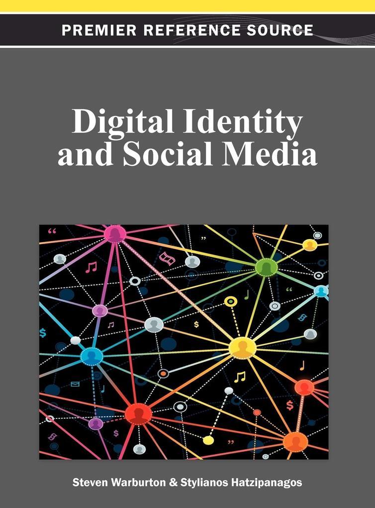 Digital Identity and Social Media als Buch von