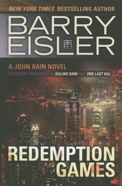 Redemption Games als Taschenbuch von Barry Eisler