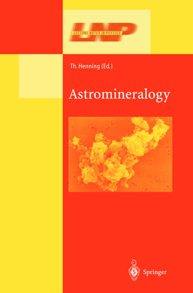 Astromineralogy als Buch