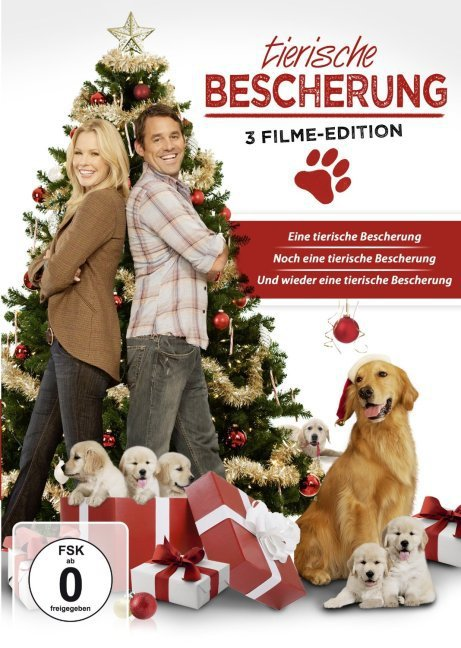 Tierische Bescherung - 3 Filme Edition