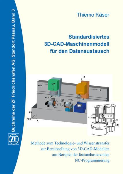 Standardisiertes 3D-CAD-Maschinenmodell für den...