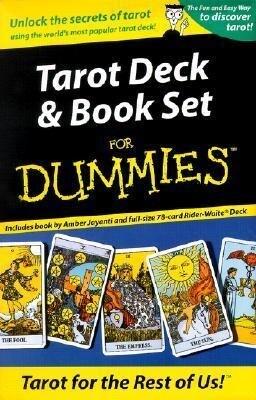 Tarot Deck & Book Set for Dummies [With Book] als Spielwaren