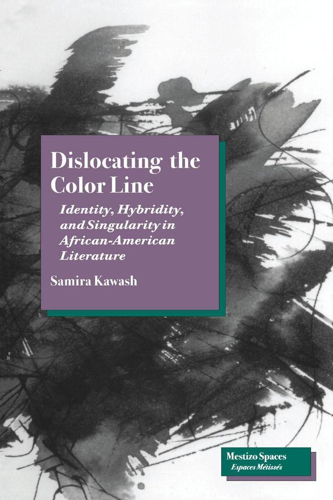 Dislocating the Color Line: Identity, Hybridity, and Singularity in African-American Narrative als Taschenbuch