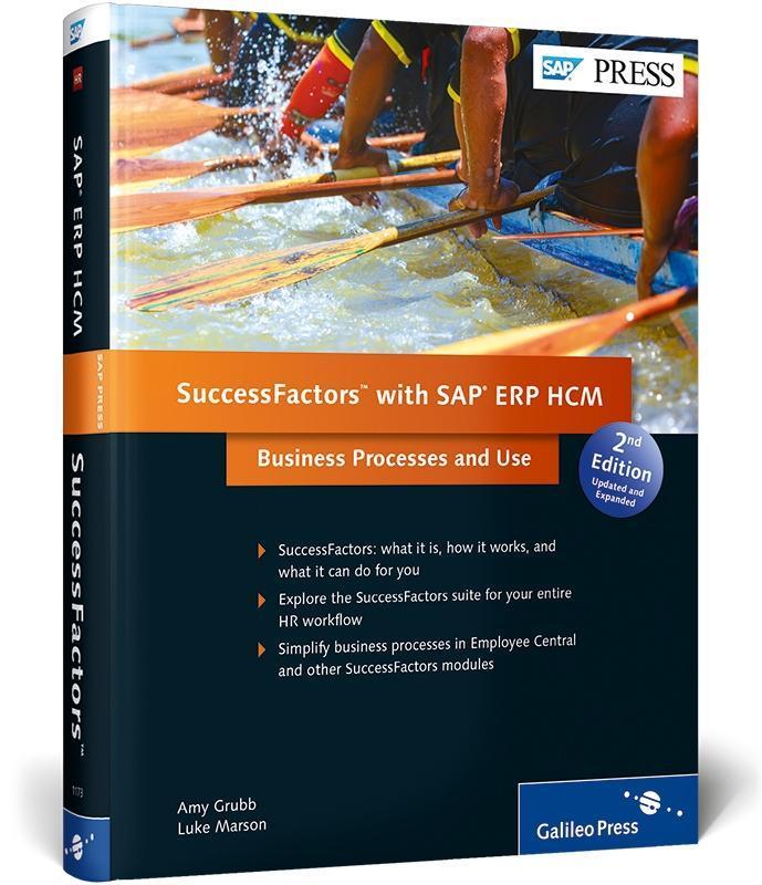 SuccessFactors with SAP ERP HCM als Buch von Am...