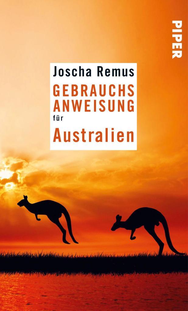 Gebrauchsanweisung für Australien als eBook Dow...