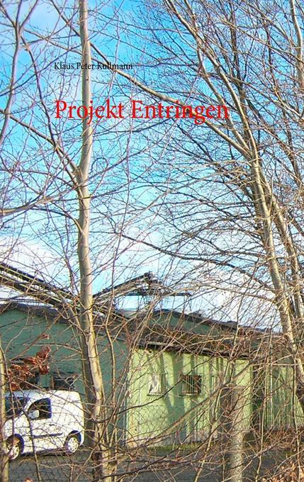 Projekt Entringen als Buch von Klaus Peter Kull...
