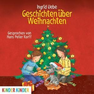 Korff, H: Geschichten Über Weihnachten als CD