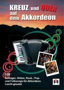 Kreuz und Quer auf dem Akkordeon Songbook