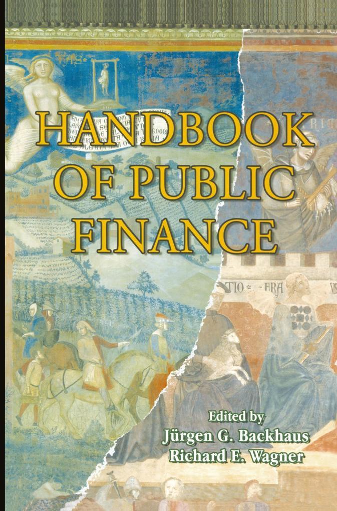Handbook of Public Finance als Buch von