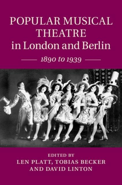 Popular Musical Theatre in London and Berlin al...