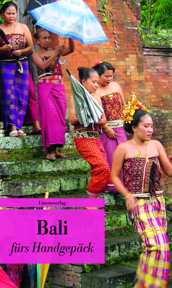 Bali fürs Handgepäck als Taschenbuch von