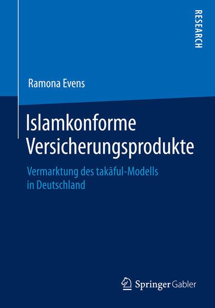 Islamkonforme Versicherungsprodukte als Buch vo...