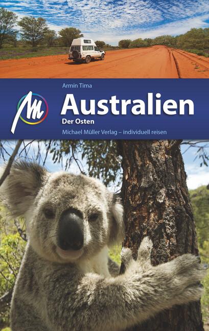 Australien - der Osten als Buch von Armin Tima