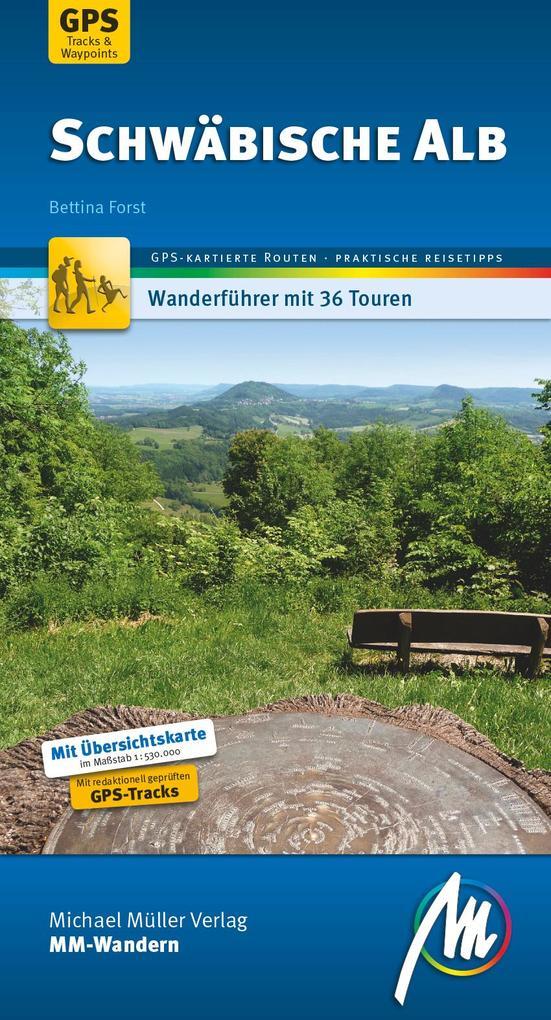 Schwäbische Alb MM-Wandern als Buch (kartoniert)
