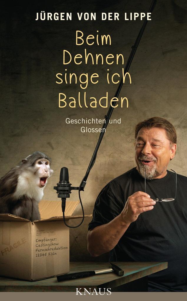 Beim Dehnen singe ich Balladen als eBook