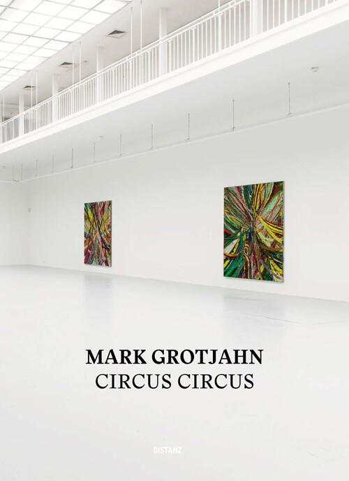 Mark Grotjahn als Buch von