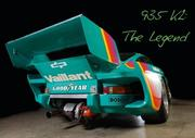 Porsche 935 K2: The Legend (Posterbuch DIN A3 quer)