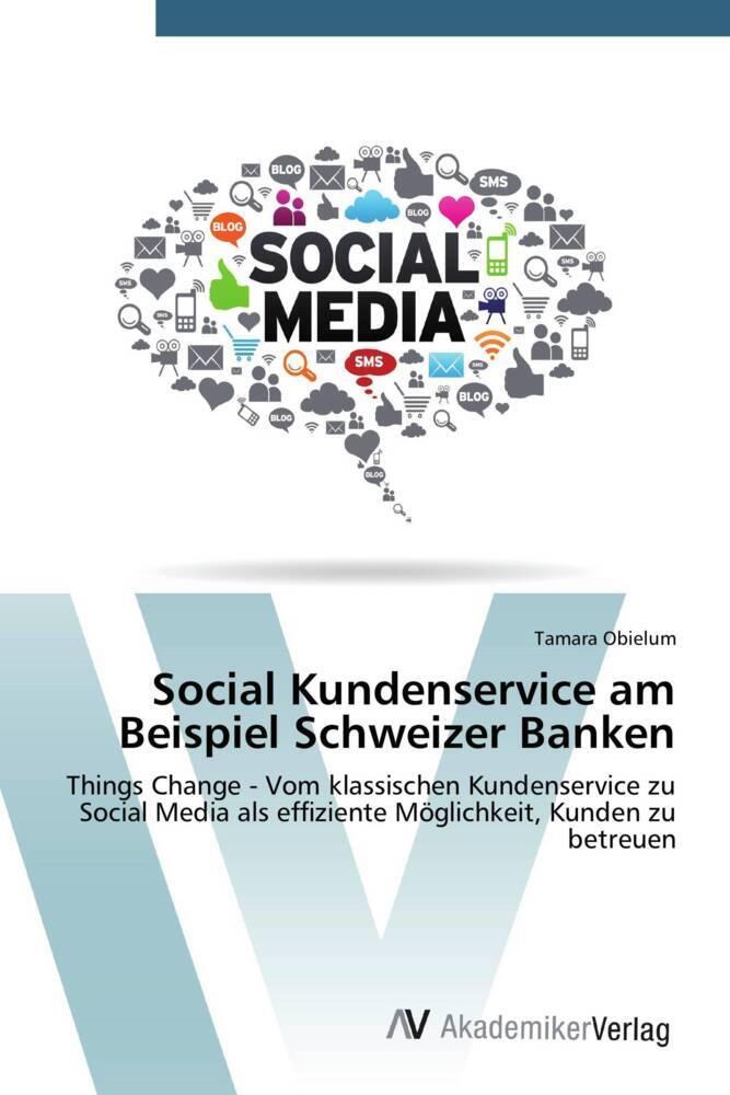 Social Kundenservice am Beispiel Schweizer Bank...