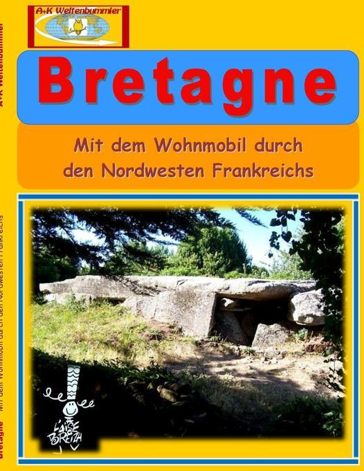 Bretagne als Buch von