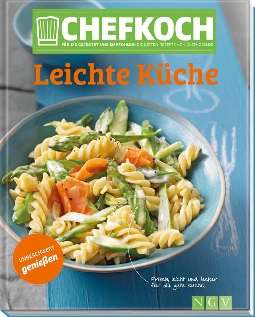 Chefkoch Leichte Küche als Buch