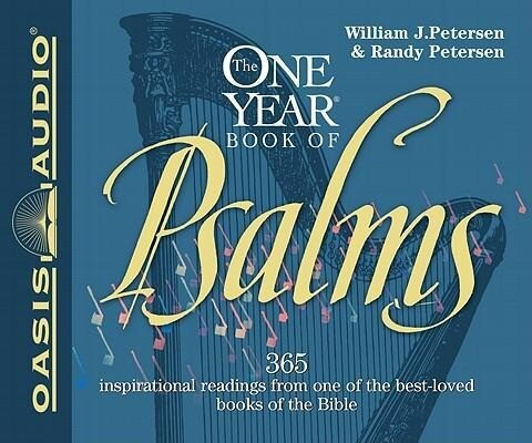 The One-Year Book of Psalms: 365 Inspirational Readings from One of the Best-Loved Books of the Bible: New Living Translation als Hörbuch