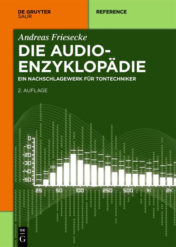 Die Audio-Enzyklopädie als Buch von Andreas Fri...