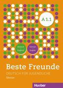 Beste Freunde A1/1. Glossar Deutsch-Englisch - German-English