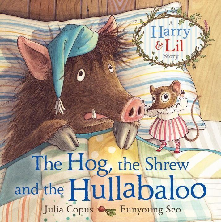 The Hog, the Shrew and the Hullabaloo als Tasch...