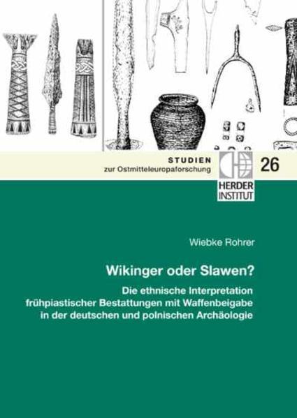 Wikinger oder Slawen? als Buch von Wiebke Rohrer