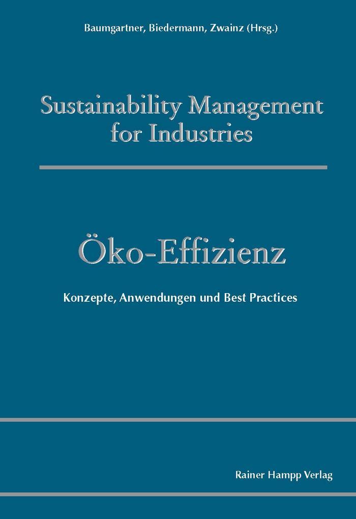 Öko-Effizienz als eBook Download von