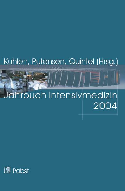 Jahrbuch Intensivmedizin 2004 als eBook Downloa...