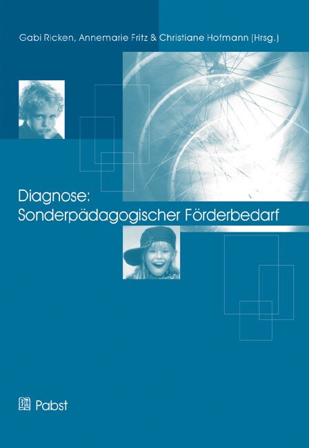 Diagnose: Sonderpädagogischer Förderbedarf als ...